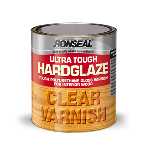 Ronseal,Clear Varnish,Interior