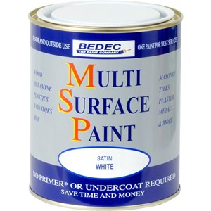 Bedec,Multi Surface SATIN,Paint