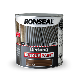 Ronseal,Decking Rescue Paint