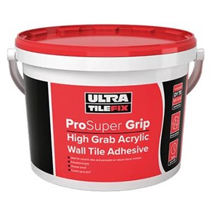 Ultra TileFix, ProSuper Grip,Off White,15kg