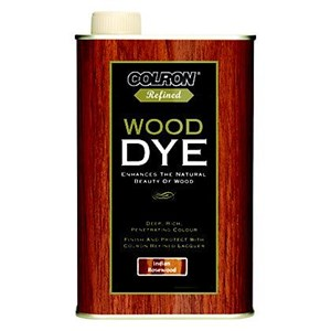 RONSEAL COLRON REFINED WOOD DYE 250ML