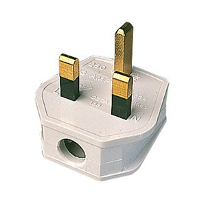 13 Amp Electric Plug