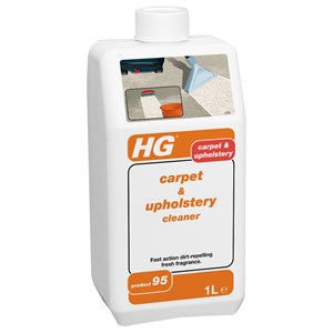 HG Carpet & Upholstery Cleaner - 95