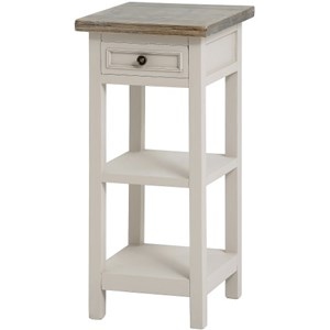 The Studley Collection 1 Drawer Plant Table - 16259