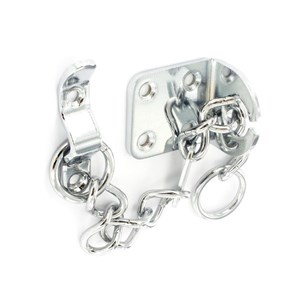 Securit Narrow Door Chain Polished 44mm