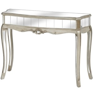Argente Mirrored Console Table - 16897