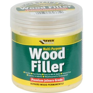Everbuild,Wood Filler,M/Purpose