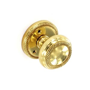 Securit Georgian Mortice Knobs 60mm