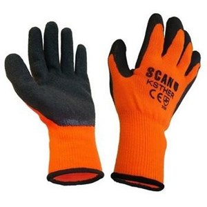 Scan,Latex Thermal Work Gloves