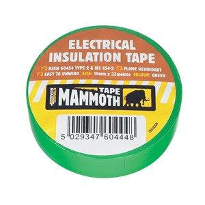 Everbuild Insulation Tape White 19m x 33 Mtr