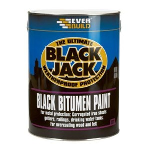 Everbuild 901 Bitumen Paint