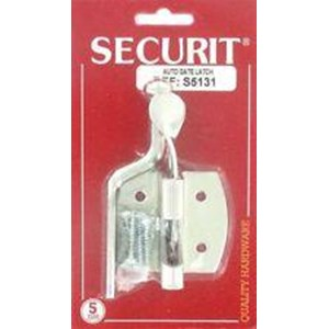 Securit Auto Gate Latch