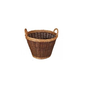 Manor,Round Log Basket,1355/1356,LAST FEW IN STOCK