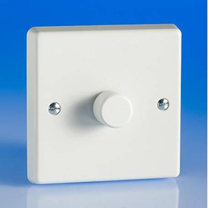 Dencon Dimmer Switch 1 Gang 1 Way
