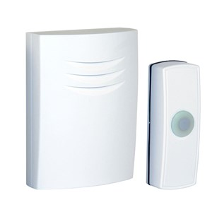 Byron,Wirefree Door Chime,B304