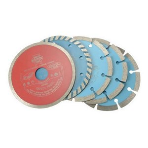 Faithfull,Diamond Blades,Assorted,Set of 5