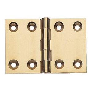 Brass Backflap Hinges 3