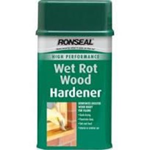 Ronseal,Wet Rot Wood Hardner,250ml