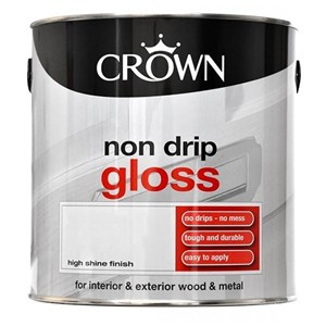Crown,Non Drip Gloss