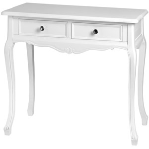 Florence Two Drawer Console Table - 17957