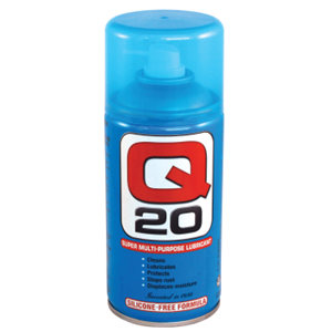 Q20,Multi-Purpose Lubricant,300ml