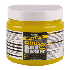 Everbuild,Citrus Hand Cleaner,Heavy Duty,1 Ltr
