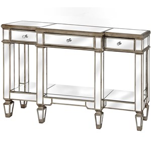 The Belfry Collection Mirrored Display Console - 18614