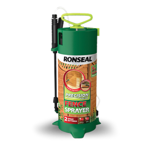 Ronseal,Precision Fence Sprayer