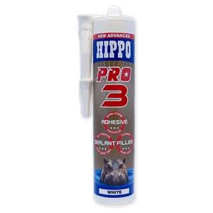 Hippo,PRO3,Adheshive,Sealant & Filler,310ml