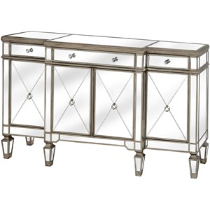 The Belfry Collection Mirrored Sideboard - 18623