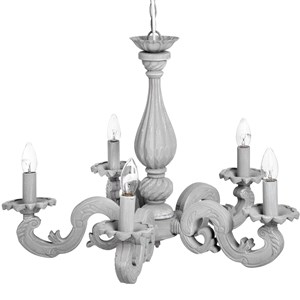 Chartres Five Light Chandelier - 17787