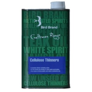 Cellulose Thinners 1 Ltr Bird Brand