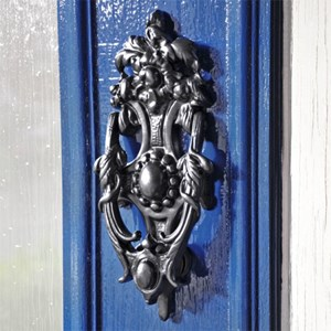 English Rose Door Knocker - C26