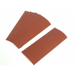 Faithfull Orbital Sanding Sheets 93mm x 230mm