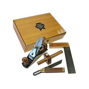 Faithfull Plane & Woodworking Set 4 Piece