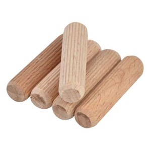 Fluted Dowels Wooden