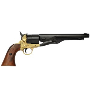 Colt Black/Solid Brass (1860) M1860 Model - G1007L