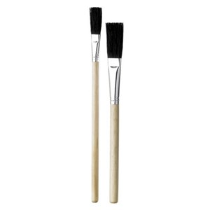 Harris Touch Up Paint Brushes Pack 2