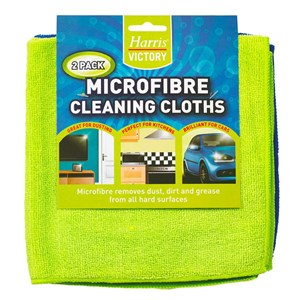 Harris Microfibre Cleaning Cloths