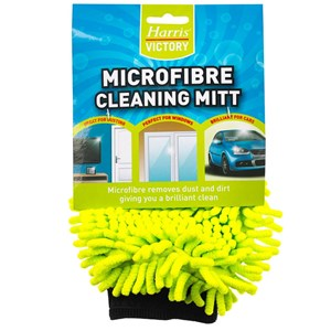 Harris Microfibre Cleaning Mitt