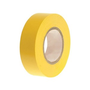 Insulation Tape Coloured 19mm x 20 Mtr