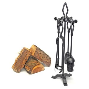 Saxon Fireside Companion Set - J2292