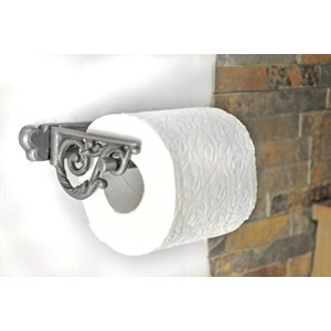Scroll Toilet Roll Holder - J4058