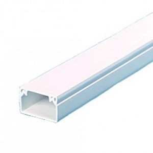 Mini Trunking 3 Mtr White