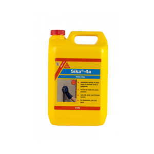 Sika 4A Water Stop 5 Ltr