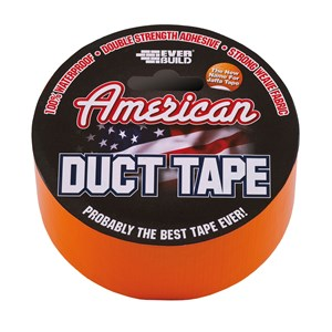 Everbuild American Duct Tape 50mm X 25 Mtr