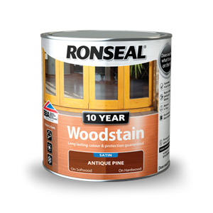 Ronseal,10 Year Woodstain