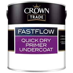 Crown,Trade Fastflow,Quick Drying Primer Undercoat