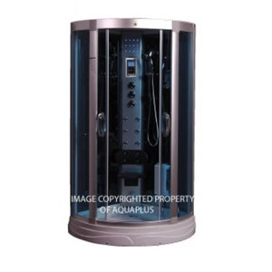 Kanash Steam Shower Cubicle - 950 x 950 - AP1002SH
