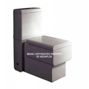 Cube Complete Toilet Including Fittings | AP1066CE